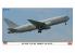 HASEGAWA maquette avion 10802 KC-767J et E-767 AWACS (2 kits) Limited Edition 1/200