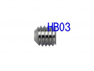 Oups HB03 Ecrou pour fixation de lame pour Cutter à Ultrasons