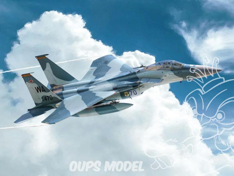 Italeri maquette avion 1415 F-15C Eagle 1/72
