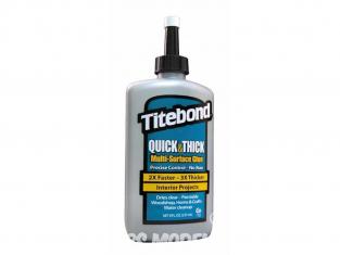 TITEBOND colle 02403  Titebond Quick & Thick Multi-Surface Glue 237ml