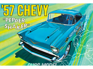 AMT maquette voiture 1079 Chevy Pepper Shaker 1957 1/25