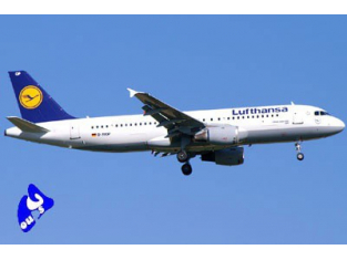 REVELL maquette avion 4267 Airbus A320 Lufthansa 1/144