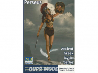 Master Box maquette figurines 24032 PERSEUS SERIE MYTHES DE LA GRECE ANTIQUE 1/24