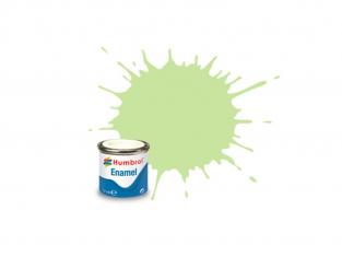 HUMBROL Peinture enamel 036 Vert Pastel mat