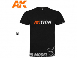 Ak Interactive T-Shirt AK902-1 T-Shirt Ak Interactive AKTION Homme taille M