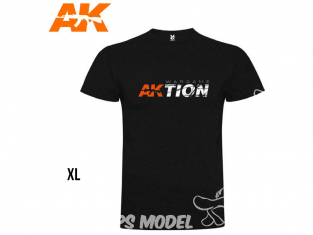 Ak Interactive T-Shirt AK902-3 T-Shirt Ak Interactive AKTION Homme taille XL
