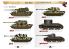 Ak interactive livre AK246 Paper Panzer Prototypes & What If Tanks En Anglais