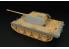 Hauler kit de conversion HLX48207 Panther G ERSATZ M-10 pour kit Tamiya M10 1/48