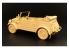 Hauler Kit d'amelioration HLU35025 Kubelwagen pour Kit tamiya 1/35