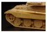 Hauler kit d'amelioration HLH72056 Gardes boue pour kit Revell 1/72