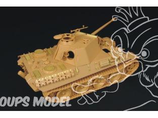 Hauler kit d'amélioration HLX48065 PANTHER ausf.G pour kit Tamiya 1/48