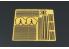 Hauler kit d'amélioration HLX48082 Infanterie Russe pour kit Tamiya 1/48