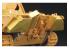 Hauler kit d'amélioration HLX48069 PANTHER JAGDPANTHER Kisten pour kit Tamiya 1/48