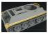 Hauler kit d'amélioration HLX48154 T-34/85 garde boue pour kit Hobby Boss 1/48