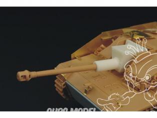 Hauler Kit d'amelioration HLX48118 Stug III Ausf.G Bouclier de canon soudé pour tous Kits 1/35