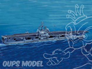 italeri maquette bateau 5533 USS Ronald Reagan 1/720