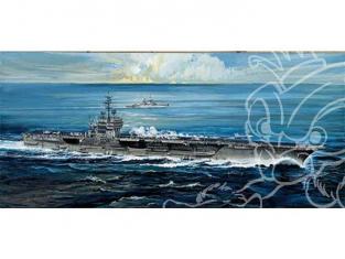 italeri maquette bateau 5521 USS America (CV-66) 1/720