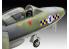 Revell maquette Model Set 63908 Legendes Britaniques Hawker Hunter FGA.9 inclus peintures principale colle et pinceau 172