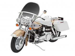 Revell maquette moto 07937 Harley Davidson US Touring 1/8