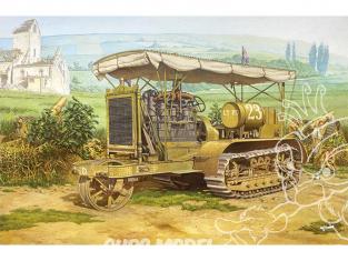 Roden maquette militaire 812 Tracteur d'artillerie Holt 75 1/35