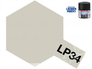 Peinture laque couleur Tamiya LP-34 GRIS CLAIR 10ml