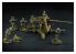 Italeri maquette militaire 15771 8,8 cm FLAK 37 AVEC EQUIPAGE 1/56 28mm