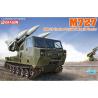 Dragon maquette militaire 3583 M727 MIM-23 Lance missile guidé sur chenilles 1/35