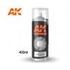 Ak Spray AK1014 Bombe de vernis satiné 400ml