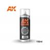 Ak Spray AK1027 Bombe peinture Gris Panzer - Panzergrey (Dunkelgrau) 150ml