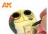 Ak interactive AK4183 Crayon de détail Chipping - Ecaillage