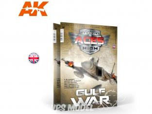 Ak interactive Magazine Aces High AK2927 N°13 Guerre du Golfe En Anglais