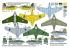 Brengun maquette avion BRP144009 Me-163B KOMET Prise de guerre couleurs anglaise 1/144