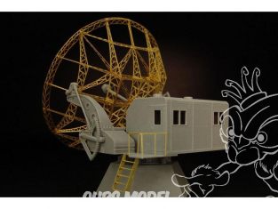 Hauler kit resine HLP72024 Radar FuSE 65 1/72