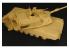 Hauler kit d'amélioration HLX48385 M1A2 Abrams pour kit Tamiya 1/48