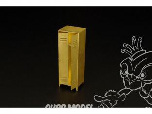 Hauler accessoires diorama HLU35105 Casier en acier 1/35