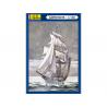 Heller maquette bateau 80610 Amphitrite 1/150