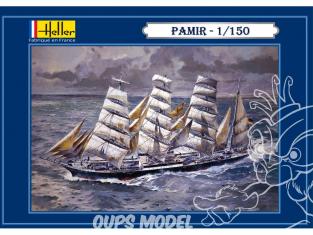 Heller maquette bateau 80887 Voilier Le Pamir 1/150