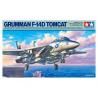 Tamiya maquette avion 61118 Grumman F-14D Tomcat 1/48