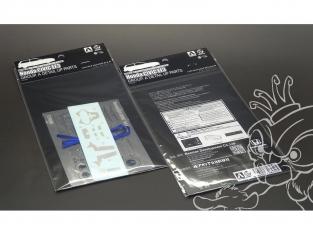 Beemax pour maquette de Piste 084595 Honda Civic EF3 kit d'amelioration 1/24