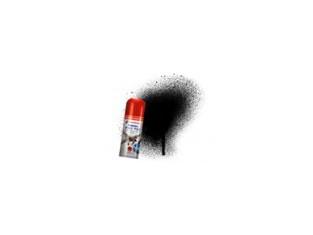HUMBROL Peinture bombe 033 Noir Mat acrylique