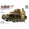 Takom maquette militaire 1006 Tankette de l'armée japonaise impériale type 94 1/16