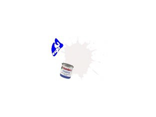HUMBROL Peinture enamel 034 XL BLANC Mat 50ml