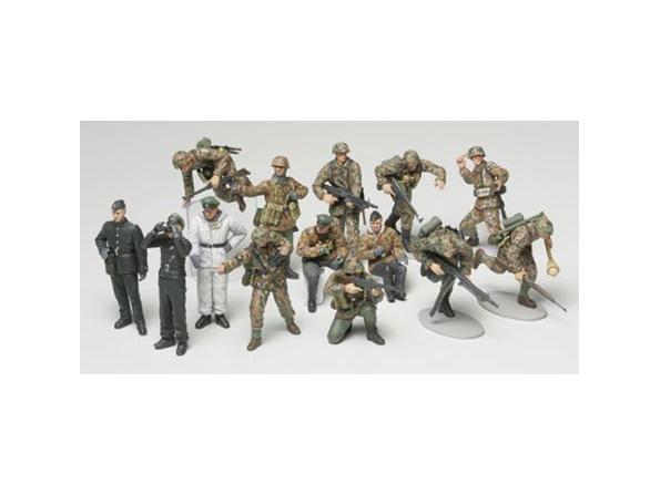 tamiya maquette militaire 32514 panzergrenadiers 1/48
