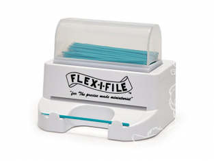 FLEX-I-FILE Magic et Nano pinceaux SD929 Distributeur vide à brosse unique
