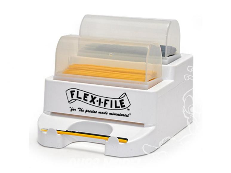 FLEX-I-FILE Magic et Nano pinceaux DD969 Distributeur Double vide à brosse