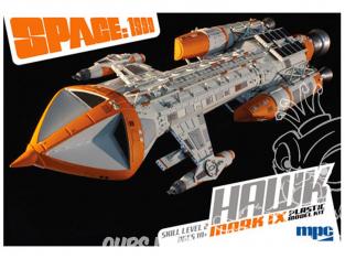 MPC MAQUETTE FICTION 881 Hawk IX COSMOS 1999
