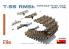 Mini Art maquette accessoires militaire 37050 Set de chenilles pour T-55 RMSh EARLY TYPE 1/35