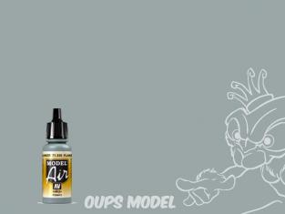 Vallejo Peinture Acrylique Model Air 71335 Gris clair Flanker 17ml