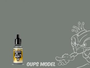 Vallejo Peinture Acrylique Model Air 71340 Gris vert 17ml