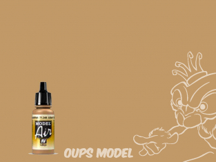 Vallejo Peinture Acrylique Model Air 71348 Tan USAF FS20400 17ml